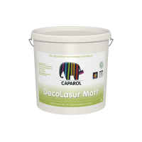 Caparol Capadecor DecoLasur Matt краска 5 л