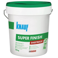 Knauf Super Finish Sheetrock шпаклевка 28 кг