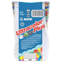 Mapei UltraColor Plus 110 манхэттен затирка 5 кг