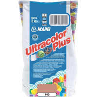 Mapei UltraColor Plus 140 коралловый затирка 5 кг