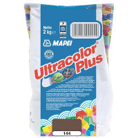 Mapei UltraColor Plus 144 шоколадный затирка 2 кг