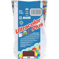 Mapei UltraColor Plus 145 охра затирка 2 кг