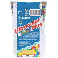 Mapei UltraColor Plus 160 магнолия затирка 2 кг