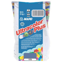 Mapei UltraColor Plus 172 синий затирка 2 кг