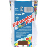 Mapei UltraColor Plus 259 орех затирка 5 кг