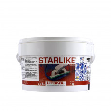 Litokol STARLIKE Classic Collection С.470 экстра белый 1 кг